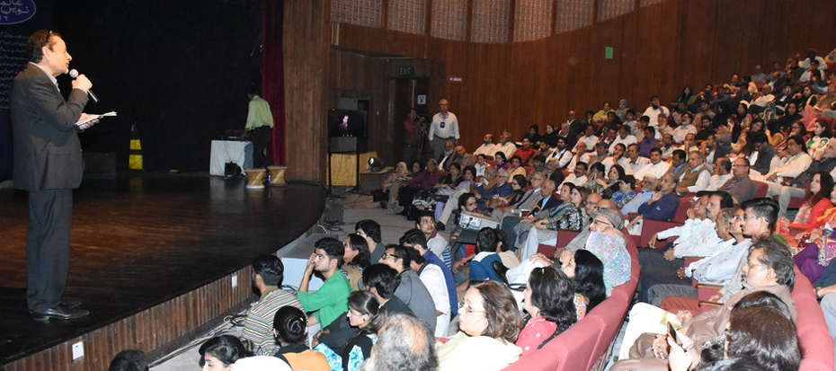 Sessions: 4th Day of 9th Aalmi Urdu Conference