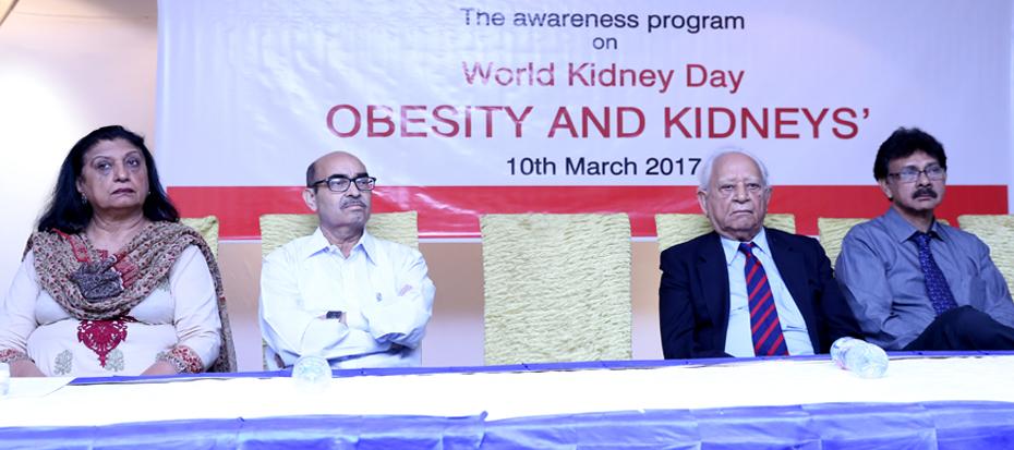 Awareness program on World Kidney Day 2017