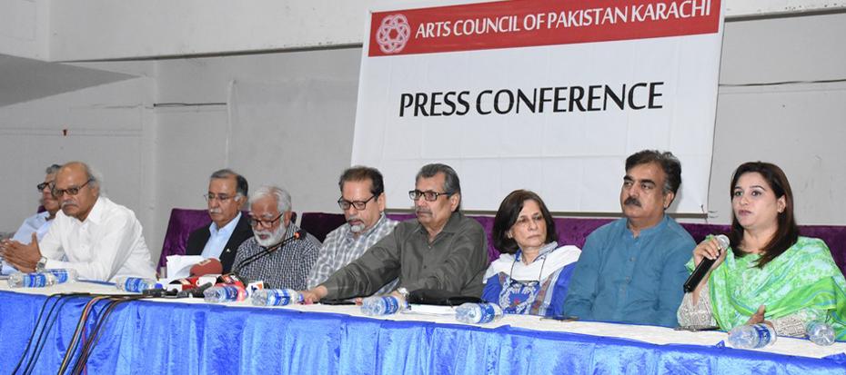 Civil Society Press Conference