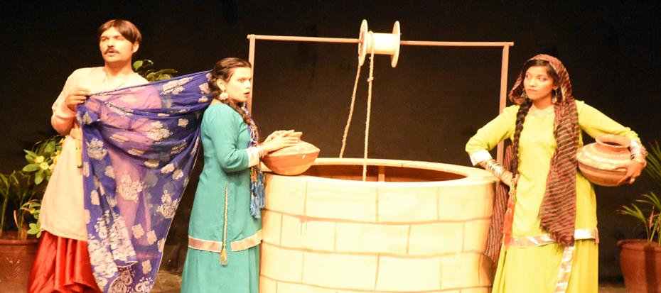 "Sindh Theater Festival, Drama ""Heer Ranjha"""