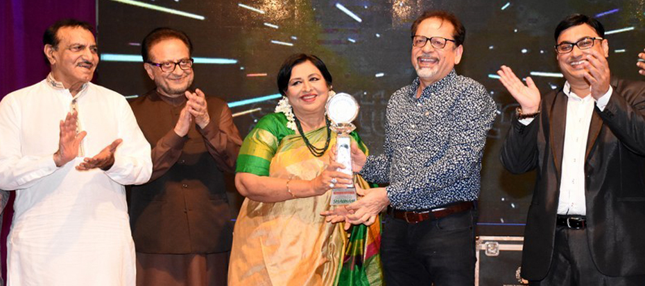 Tribute to Film Star Shabnam by Special Event Committee