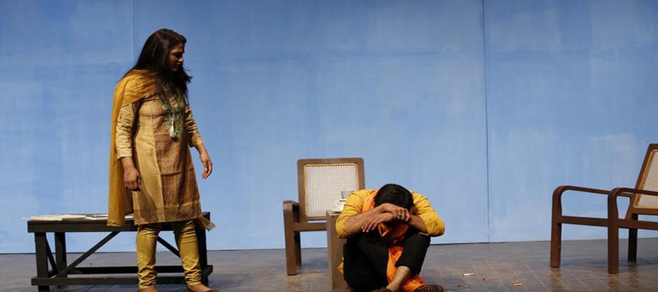 "Sindh Theater Festival, Sindhi Drama ""Moon Main Toon Mojood"""