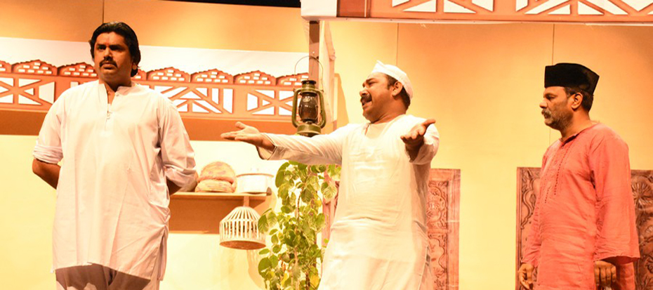 "Sindh Theater Festival, Drama ""Sindh Mohiniji Amaan"""