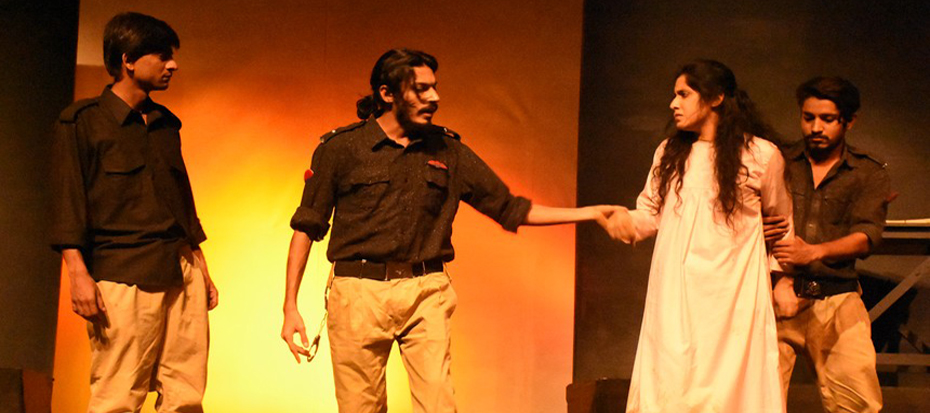 "Sindh Theater Festival, Drama ""Soo e Dar Chaley"""