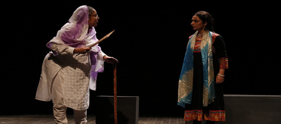 """Sindh Theater Festival 2017, last play """"Sherry"""""""