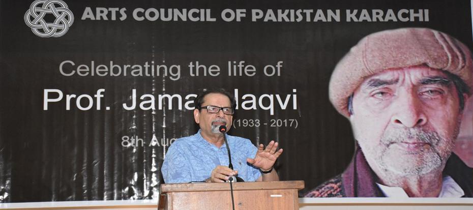 Celebrating the life of Prof. Jamal Naqvi