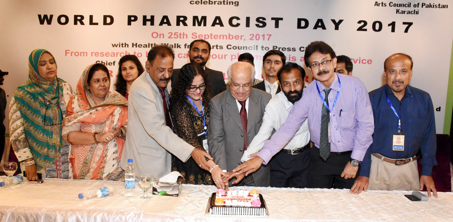 Medical Committee celebrated World Pharmacist Day 2017