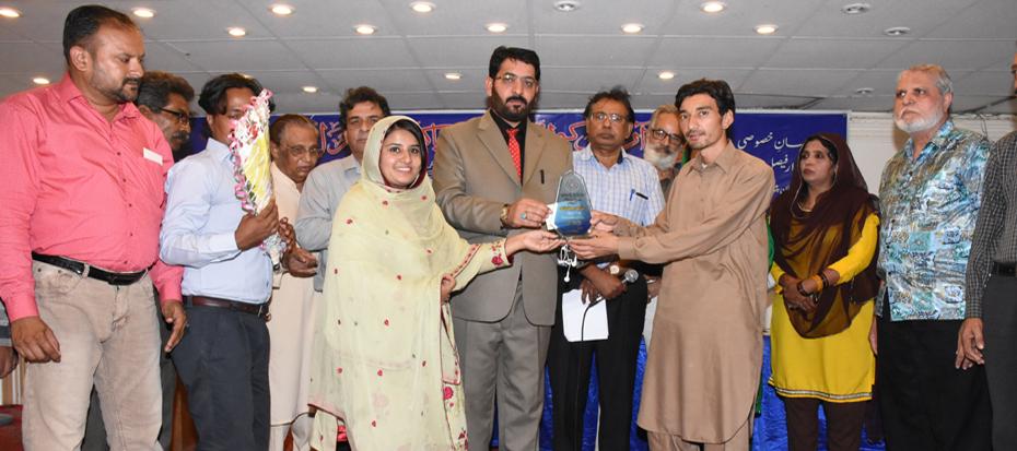 Karachi University won the 'Bait Bazi' competition