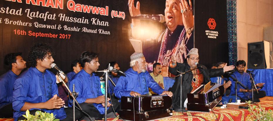 Mehfil e Sama with Haji Ameer Khan Qawwal