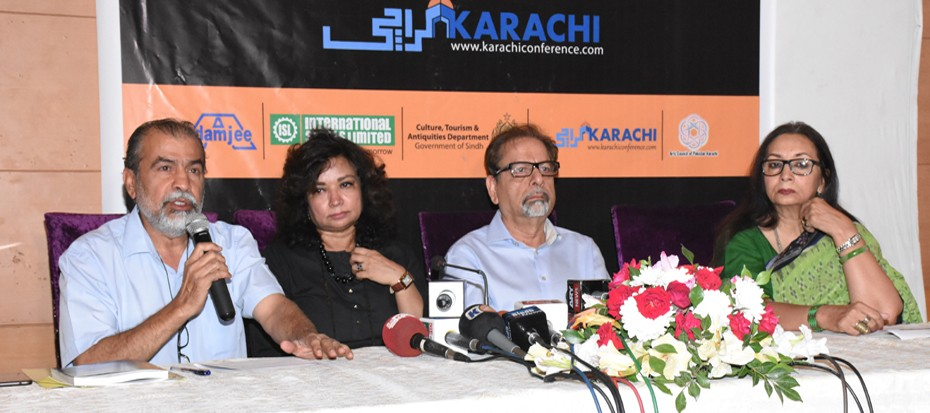 Launching of 5th Annual Karachi Conference