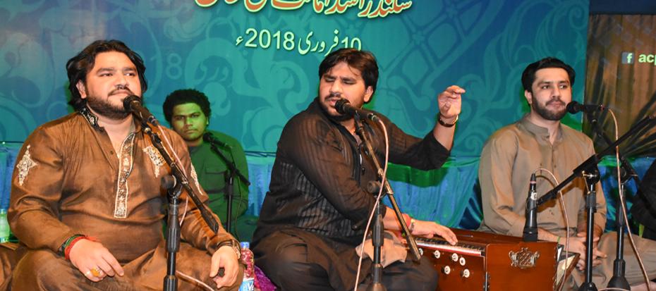 Musical 'Bethak' with Salman Amjad, Ali Amjad & Sikandar Asad Amanat Ali