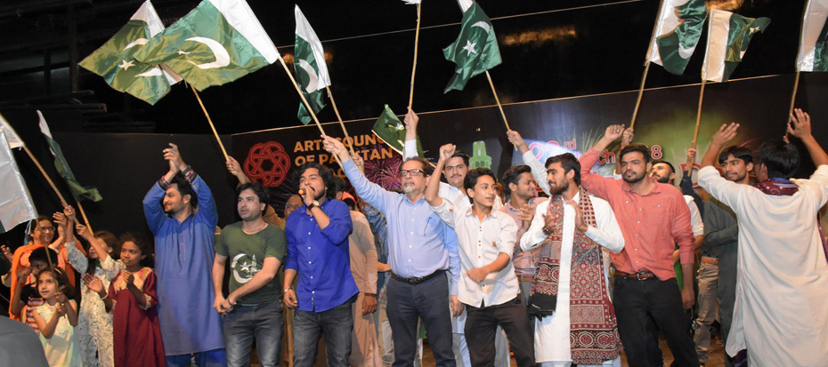23rd March, Pakistan Day Celebrations with grandeur and style