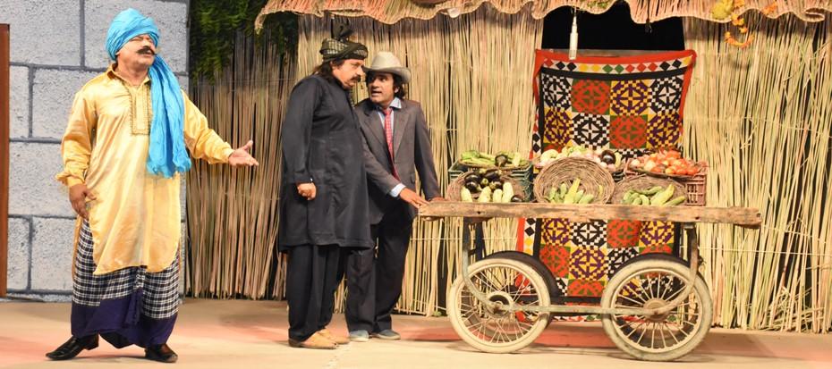 "6th Play of Awami Theater Festival ""Bazoo"" in Saraiki Language"