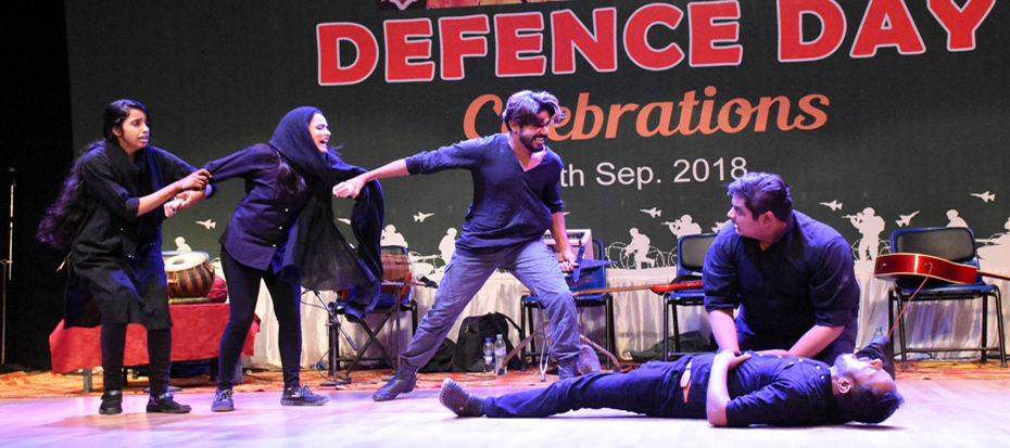 Arts Council paid tribute to Martyrs of 6th September