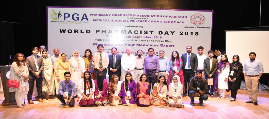 Arts Council of Pakistan celebrates World Pharmacist Day