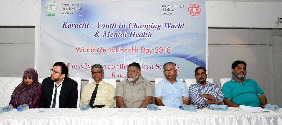 Arts Council organized a seminar on World Mental Health Day 2018