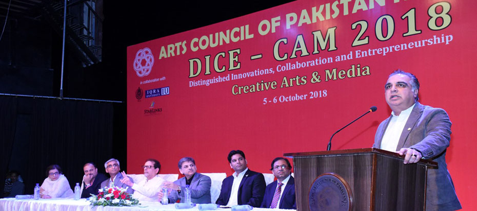 DICE CAM 2018; Gap Analysis Working Sessions and Inaugural Ceremony