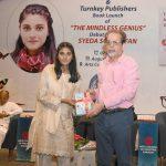 Launching of Soha Irfan's Book 'Mindless Genius'