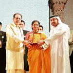 Alamdar-e-Urdu Award: Another honor for President Arts Council