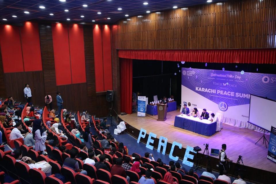 Karachi Peace Summit 2019