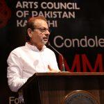 Condolence Reference of M.M Usmani