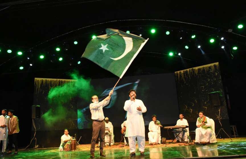 Arts Council celebrated Pakistan Day 2021