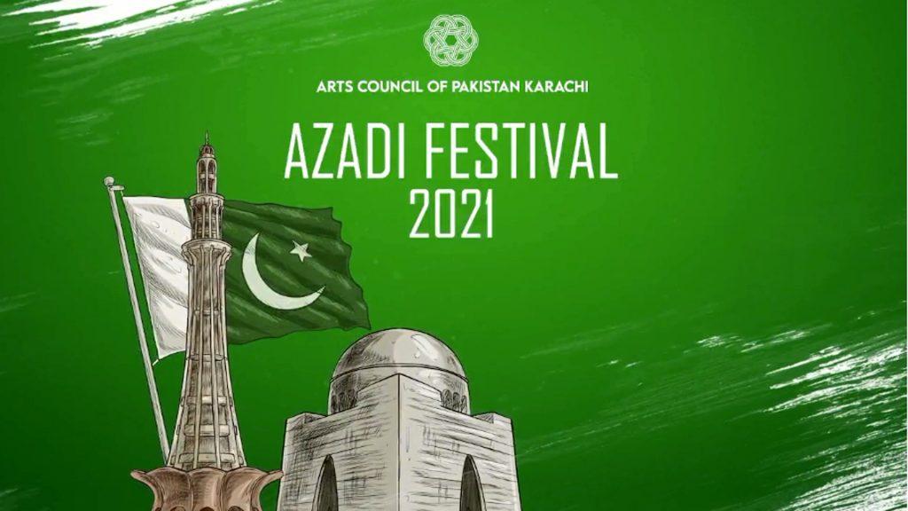 Azadi Festival 2021, Independence day celebrations begin