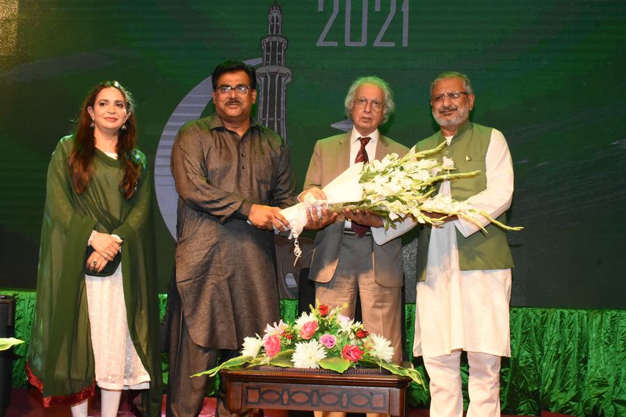 Arts Council hosts 'Azadi Mushaira' 2021